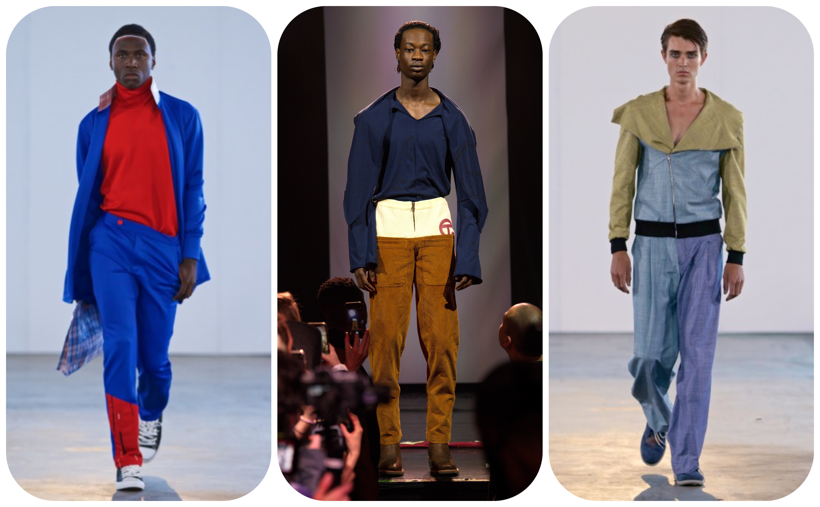 Global African Fashion Trend Report Menswear Fall 2019 Haute