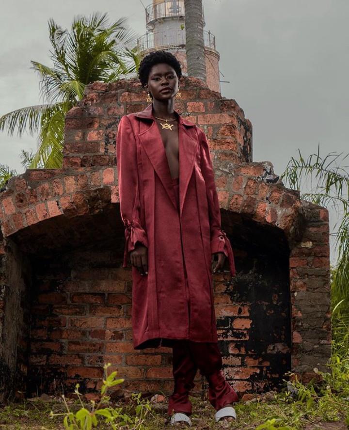 Emmy Kasbit Spring/Summer 2021 - Haute Fashion Africa (HFA)